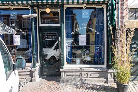 Cafe de Uyl van Hoogland