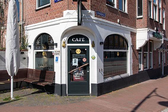 Café Van Hout