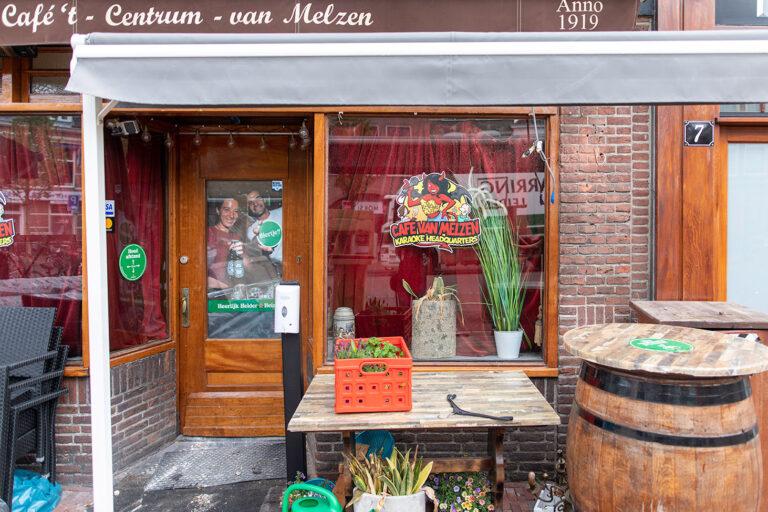 Café 't Centrum van Melzen