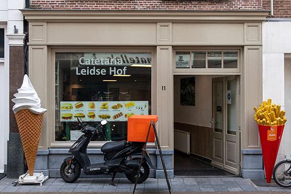 Cafetaria Leidse Hof