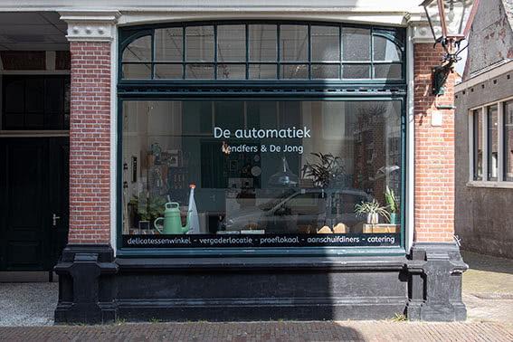 De automatiek Lendfers & De Jong