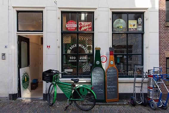 De Bierwinkel Leiden
