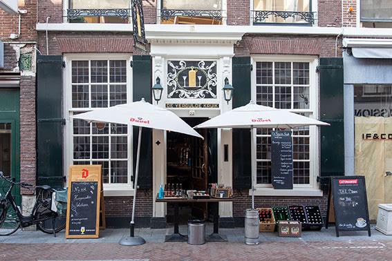 Café De Vergulde Kruik