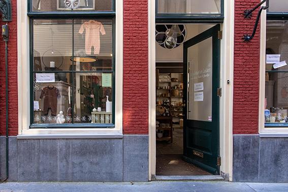 De Winkel in Leiden