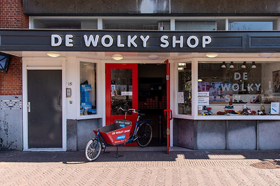 Wolky shop