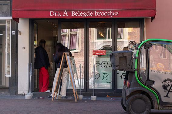 Drs. A. Belegde Broodjes