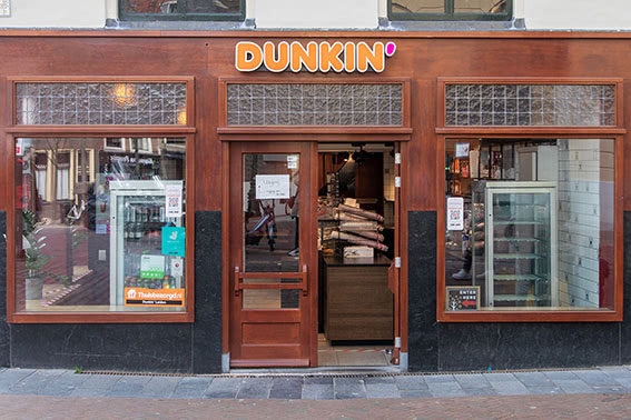 Dunkin' Donuts Leiden