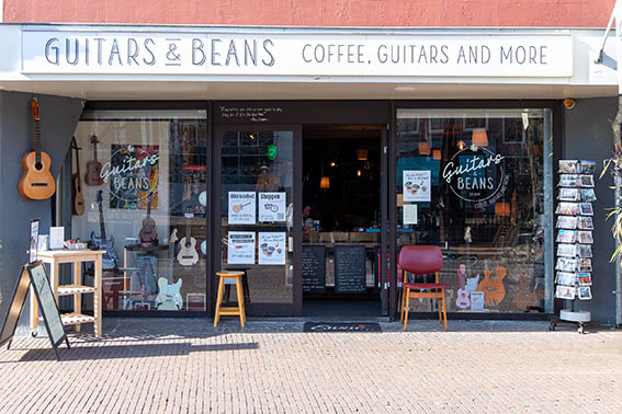 Guitars and Beans