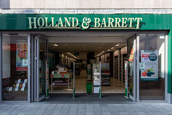 Holland & Barrett / De Tuinen