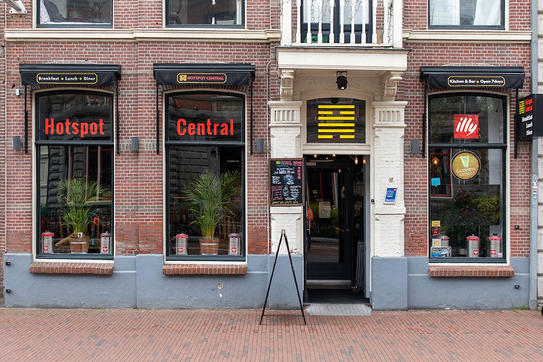 Hotspot Central Leiden