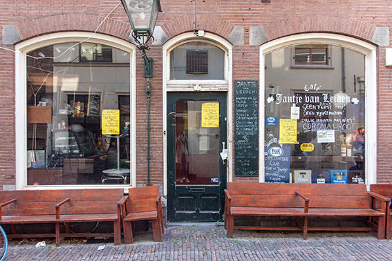 Jantje van Leiden
