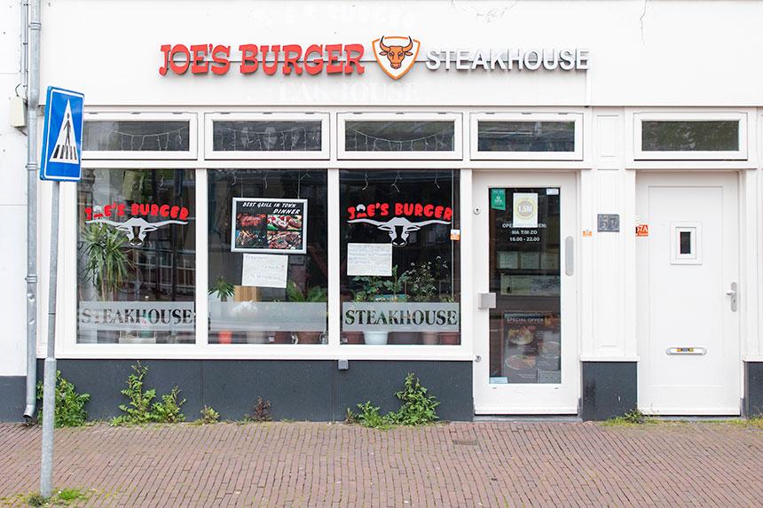 Joe's Burger & Steakhouse