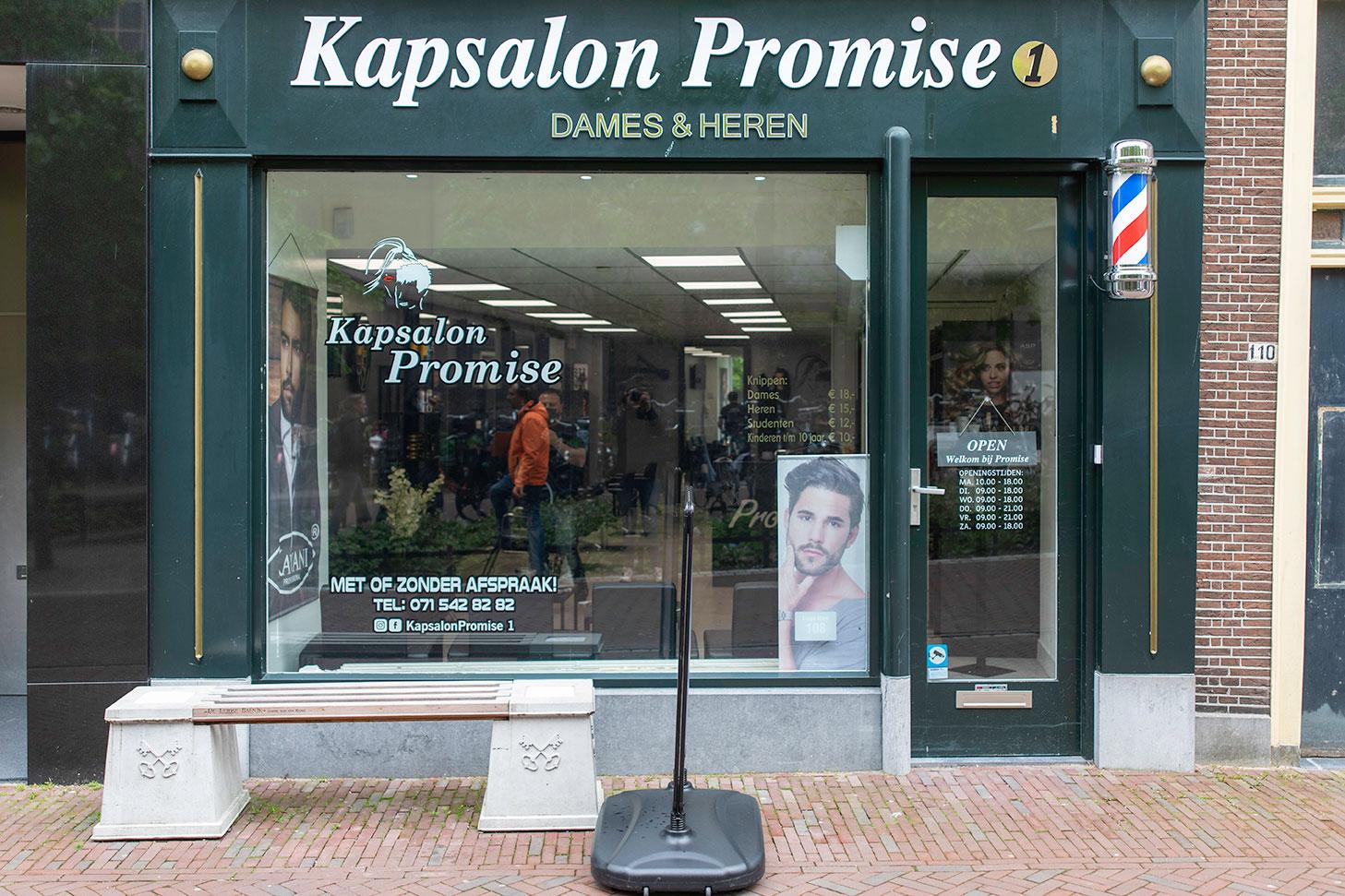 Kapsalon Promise