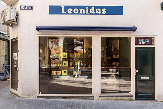 Chocolaterie Leonidas