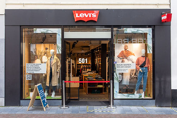 Levi's Store Leiden