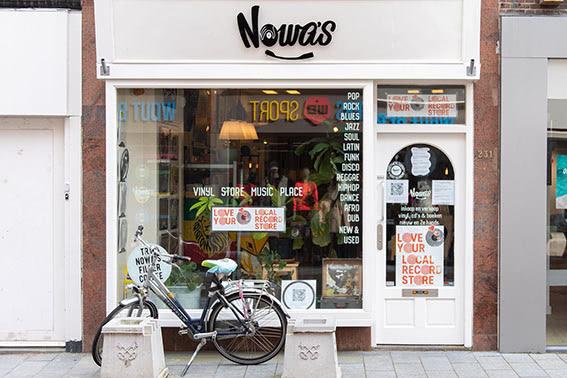 Nowa's