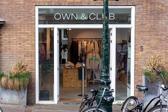 OWN & CLUB