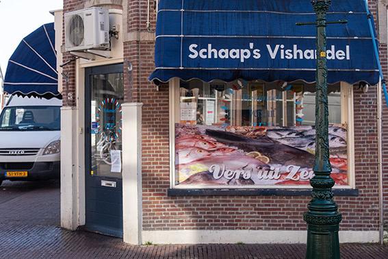 Schaap's Vishandel