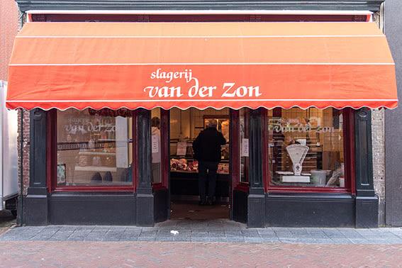 Slagerij Van der Zon