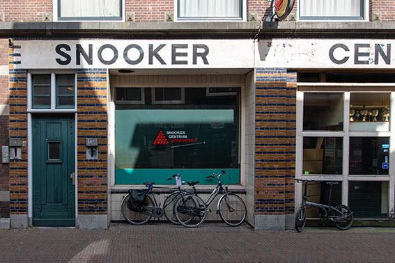 Snooker Centrum Leiden