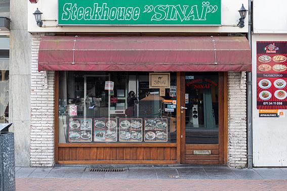 Sinai Leiden