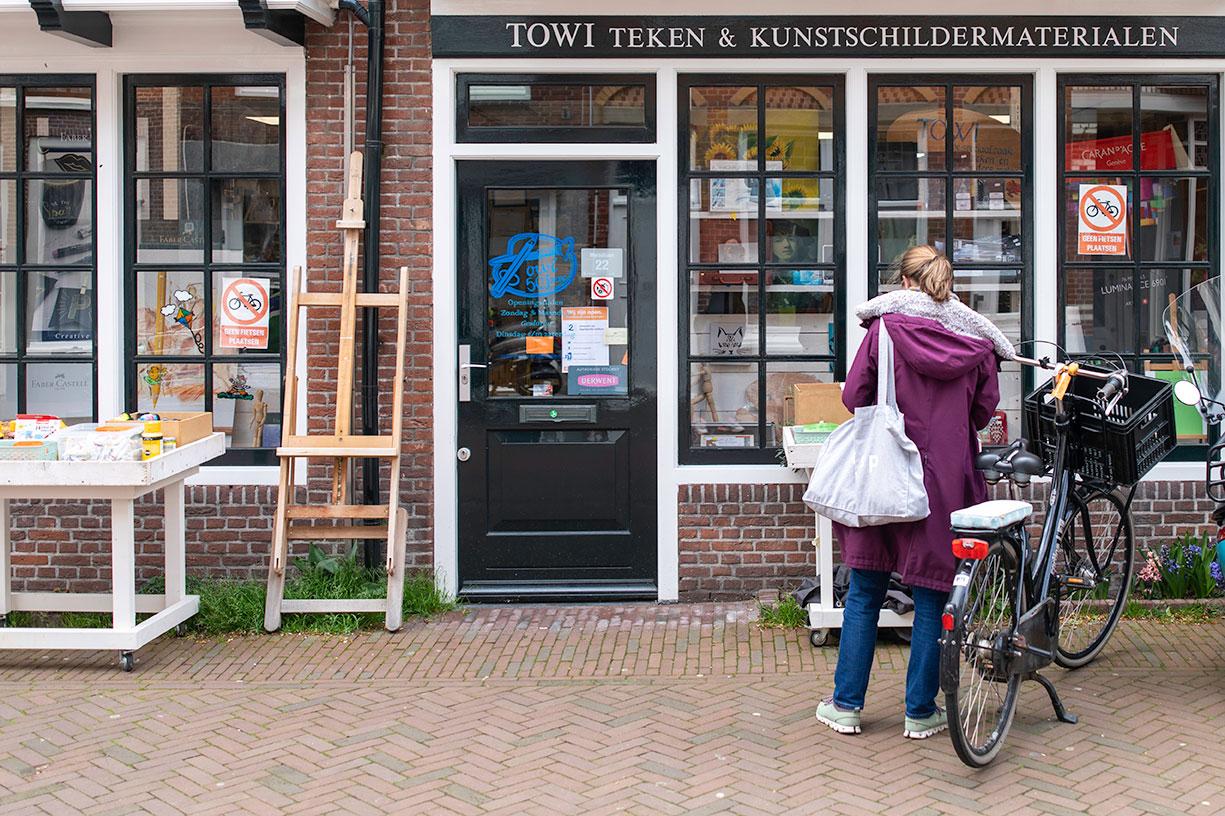 TOWI Teken- en kunstschilders- materialen