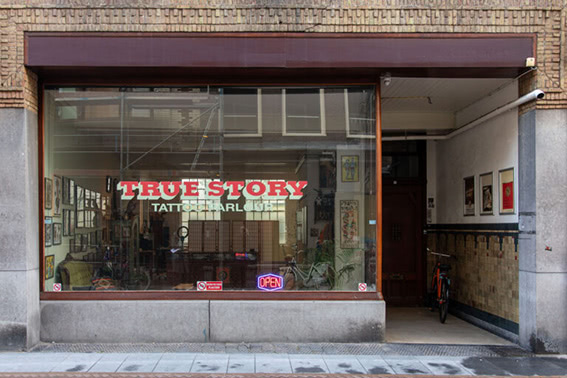 True Story Tattoo Parlour