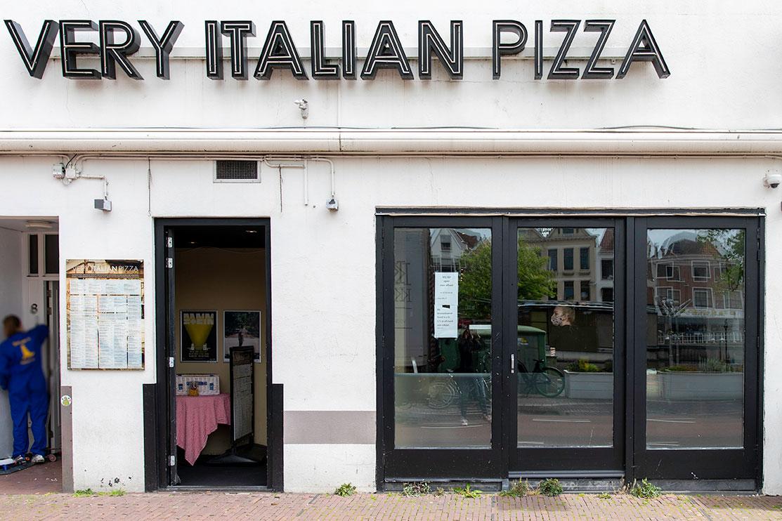 VIP Very Italian Pizza