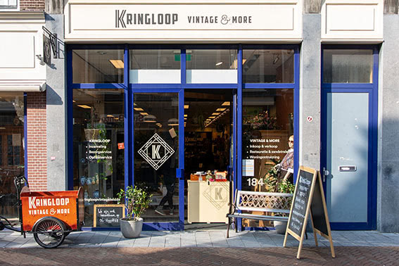 Kringloopwinkel Vintage & More