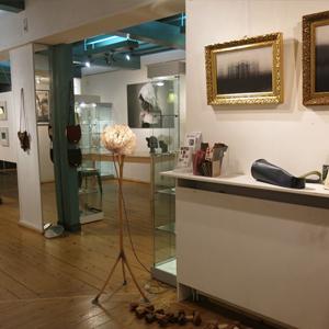 Binnen Galerie Zône