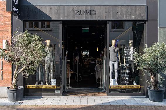 Zumo Store Leiden