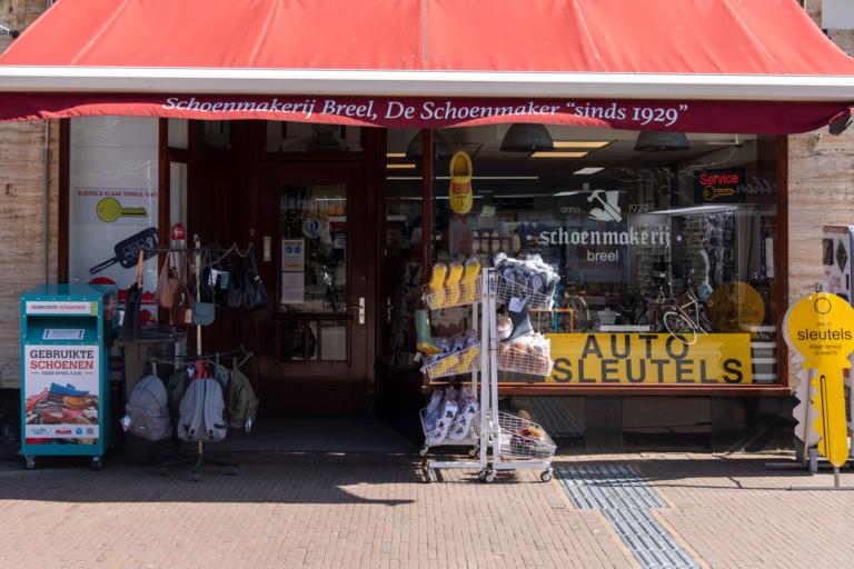 De Schoenmaker sinds 1929