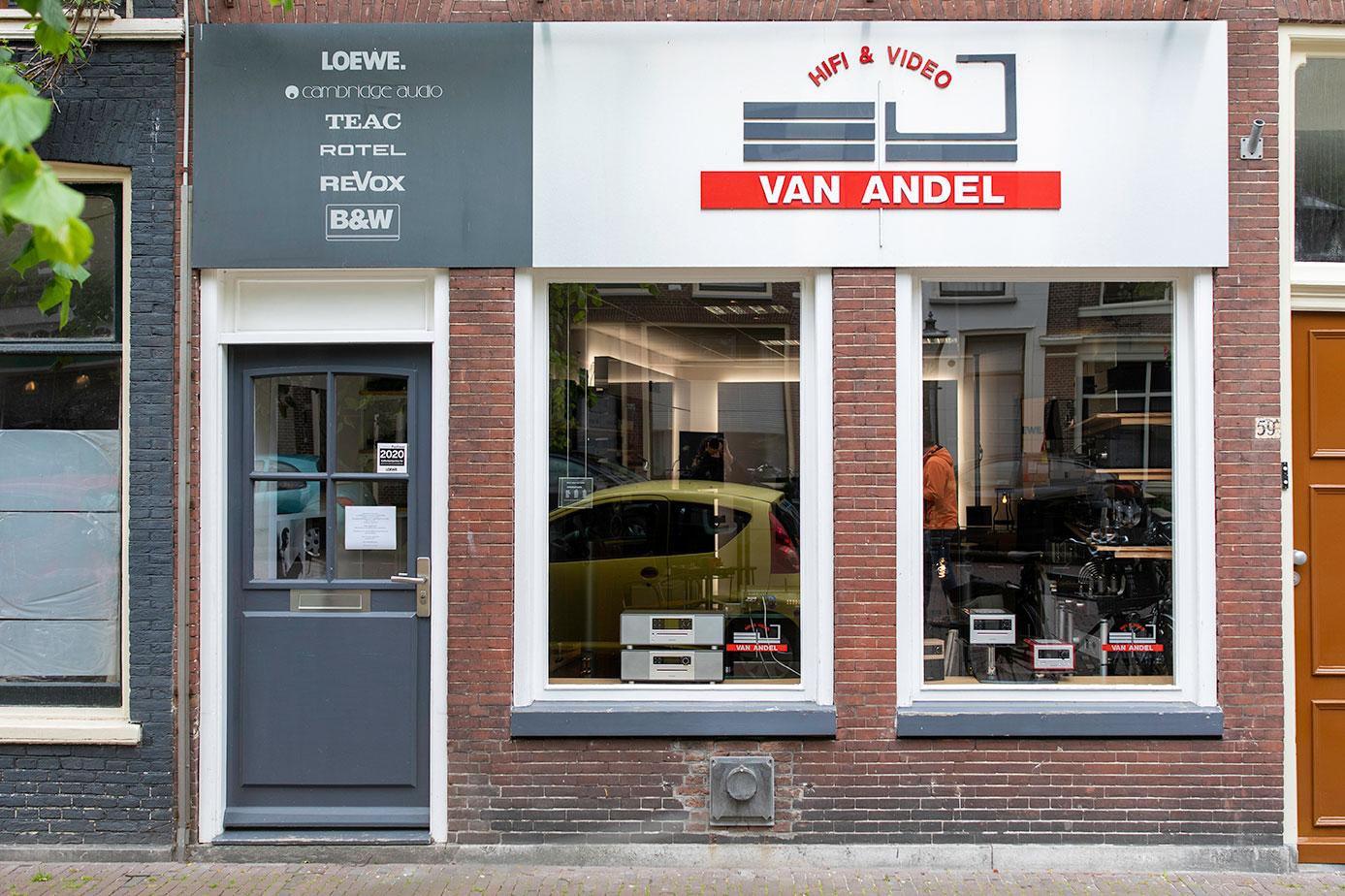 Hifi & Video Van Andel